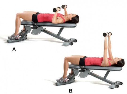 grasa en las axilas ejercicios cardiovasculares